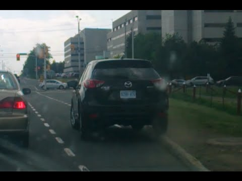 Bad Drivers of Ottawa, Ontario 10! (And Gatineau)