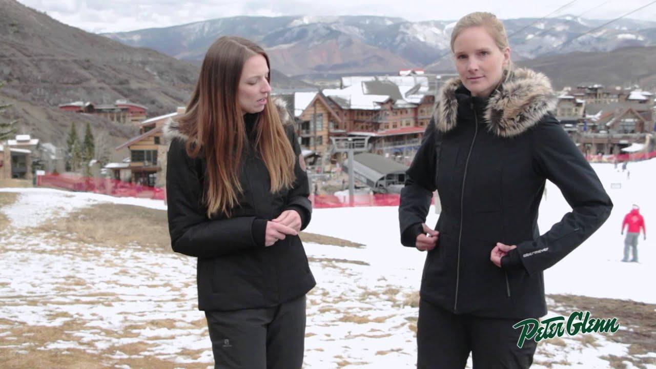 2016 Obermeyer Women's Siren Ski Jacket Review by Peter Glenn