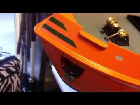 Amsterdam Tug Boat winch test 1