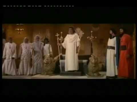 Christian King vs Muslim Captives