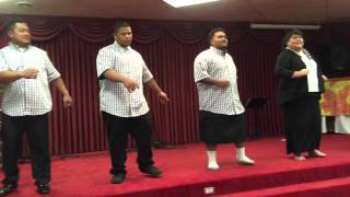 Praise Team March/Action Song