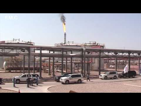Iraq, Maysan   Government sues Chinese companies operating oil fields