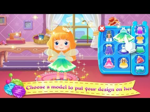 Baby Fashion Tailor 2 | Little Tailor | Games for Girls