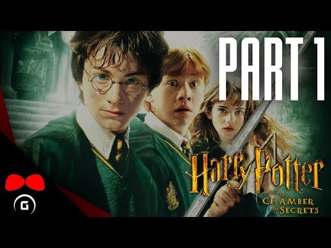 Harry Potter 2   #1   Agraelus   CZ Let's Play / Gameplay [1080p60] [PC]