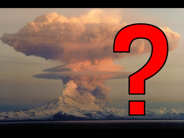 What if the Yellowstone Volcano Erupted? Yellowstone Eruption Aftermath World Map on