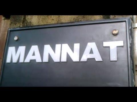 """Shahrukh Khan's House, """"Mannat"""" Bandstand,Bandra Mumbai"""