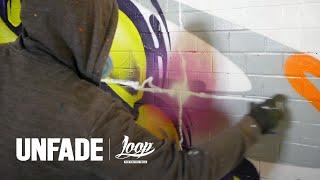 Graffiti Sessions  RABEKS x UNFADE
