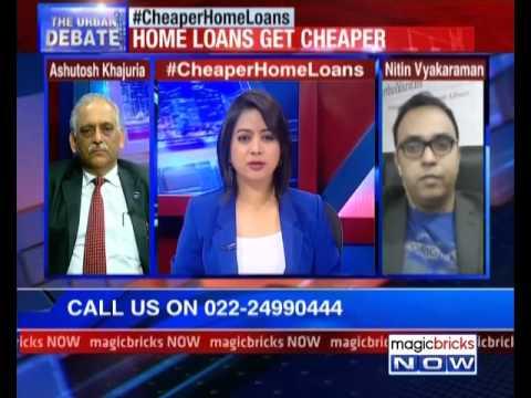 Home loans get cheaper – The Urban Debate