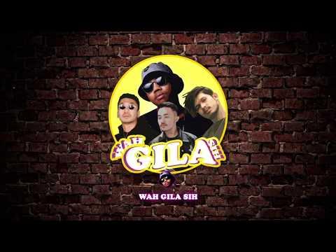 GunZ - WahGilaSih ft Kardo Arghost, Eizy & Eitaro ( Lyric Video )
