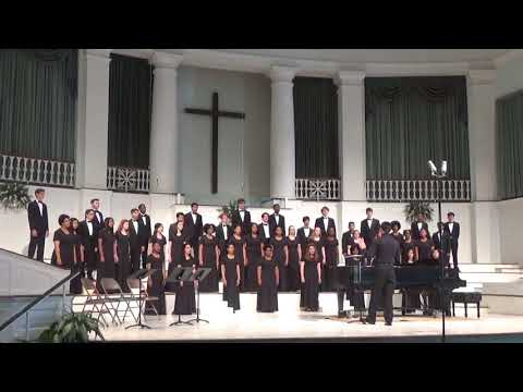 In Nativitatem Domini Canticum (O Infans) - Charpentier; BRMHS Choral Union, Robbie Giroir (2018)