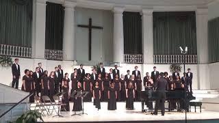 In Nativitatem Domini Canticum (O Infans) - Charpentier; BRMHS Choral Union, Robbie Giroir (2018)