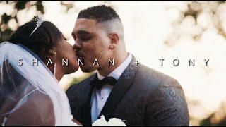 Shannan +  Tony Cinematic Highlight Film