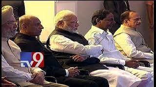 PM Modi launches Metro Rail in Hyderabad - TV9