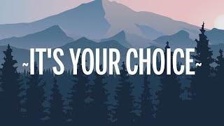 Duava - It's Your Choice (Lyrics) [7clouds Release]