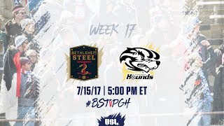 Bethlehem Steel FC vs Pittsburgh Riverhounds full match
