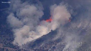 Colorado Couple Still Recovering After Devastating 2018 Wildfire Season
