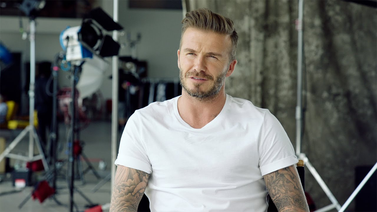h m modern essentials selectedbybeckham with david beckham and kevin hart youtube. Black Bedroom Furniture Sets. Home Design Ideas