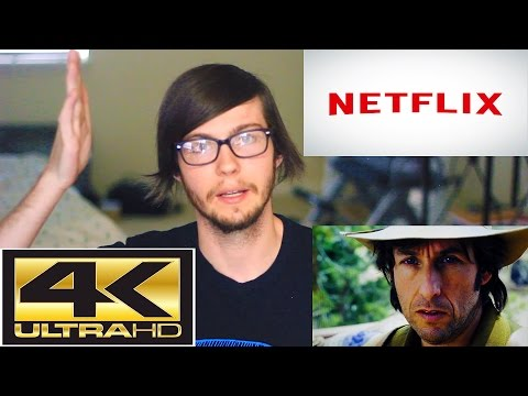 NETFLIX 4K UHD  VS BluRay!!!!