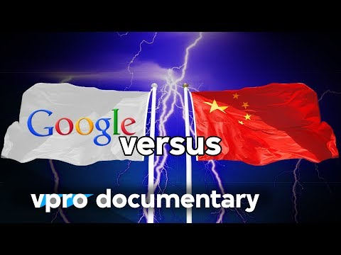 Google versus China  - (VPRO documentary - 011 )
