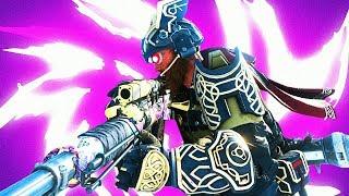 sniping on BO4 like i'm using aimbot.