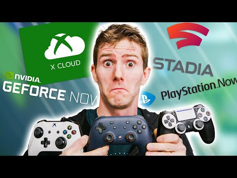 Is there ANY hope for game streaming? We tried them all.