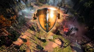 Company of Heroes 2 - US Forces Victory Fanfare 1