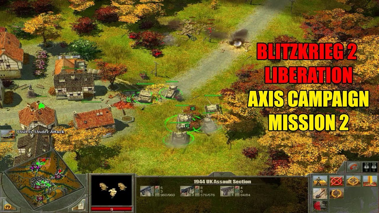 Blitzkrieg 2 liberation save game red racer 2 game
