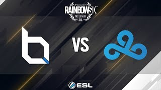 Rainbow Six Pro League - Season 8 - NA - Obey Alliance vs. Cloud9 - Week 9