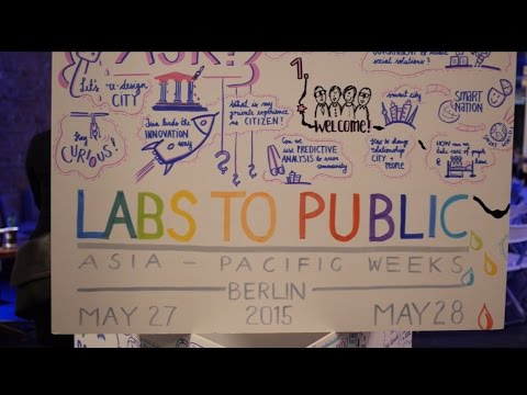 Asia-Pacific Weeks Berlin 2015: Labs to Public on May 27th and 28th | APW