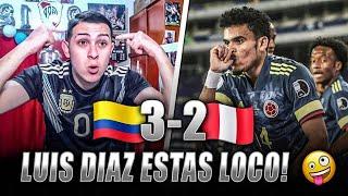 ¡LUIS DIAZ LOCO! REACCION de un Argentino | Colombia 3 Peru 2 | Tercer Puesto Copa America 2021