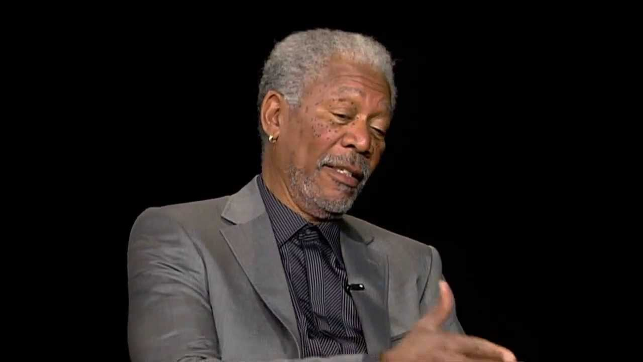 Morgan Freeman On Nelson Mandela I Am The Master Of My Fate