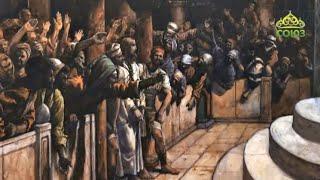 Читаем Евангелие вместе с Церковью 19 февраля 2020. Евангелие от Марка. Глава XIV, 43 - XV, 1.