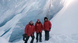 Путин, Медведев и Шойгу в Арктике. Что русские там нашли?