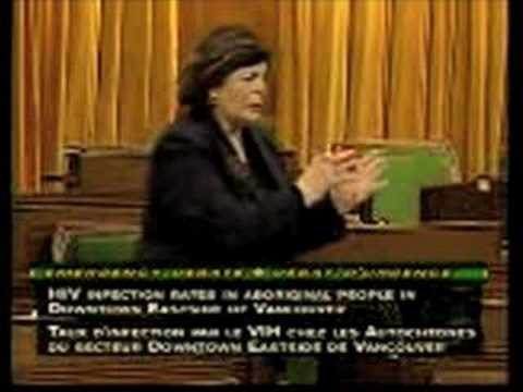 Debate on Aboriginal People in the House of Commons