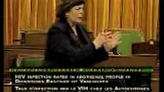 Debate on Aboriginal People in the House of Commons