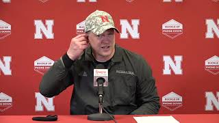 HOL HD: Scott Frost Penn State Post Game Press Conference