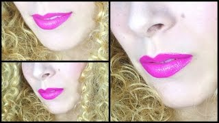 GRWM Barbie inspired Birthday Lips ft OCC, Urban Decay & Gerard Cosmetics Thumbnail