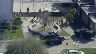 FBI Arrests California Man After He Posted Threatening Messages To Parkland Victim Families