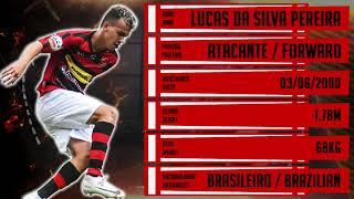 ⚽ LUCAS SILVA / ATACANTE / Lucas da Silva Pereira