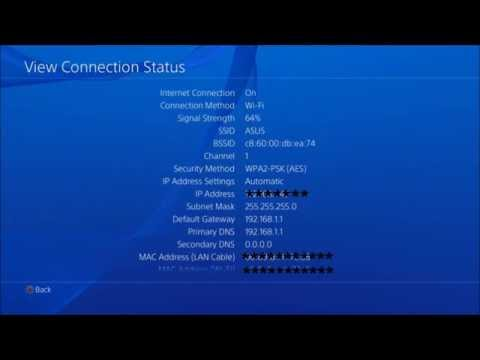 How to find your Ps4