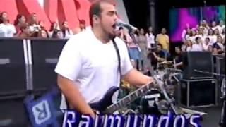 Raimundos - Programa Livre - Dia Mundial do Rock (1999)