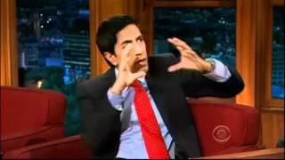 Craig Ferguson 1/18/12E Late Late Show Sanjay Gupta