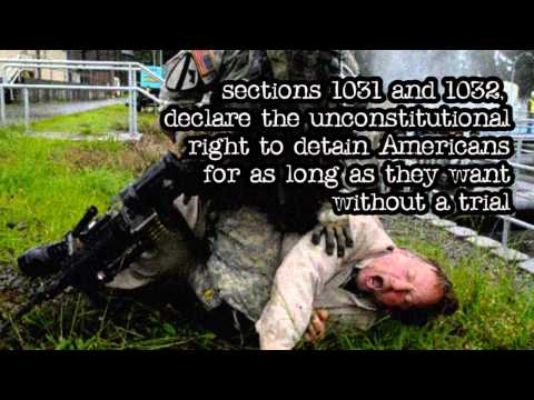 National Defense Authorization Act 2012