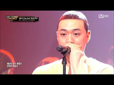 [SMTM5 1080p] BewhY (비와이) - Day Day feat. Jay Park(박