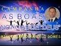 """""""ORAÇÃO"""" para """"BOAS NOTÍCIAS DE DEUS EM SUA VIDA"""" com o Missionário Marcelo Gomes."""