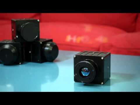 HRU 640: Miniature LWIR Camera