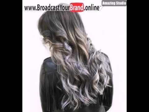 Ash blonde balayage for black hair youtube ash blonde balayage for black hair urmus Gallery