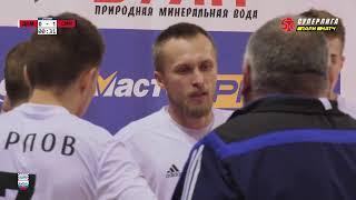Париматч Суперлига 6 й тур Динамо Самара Синара Екатеринбург Матч 1