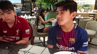VLOG 188 || ĂN SÁNG Ở ORCHARD HOTEL SINGAPORE