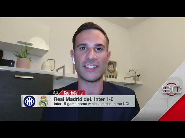 Adriano on ESPN SportsCenter (16/09/21)